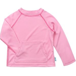 ademend uv shirt - Lichtroze